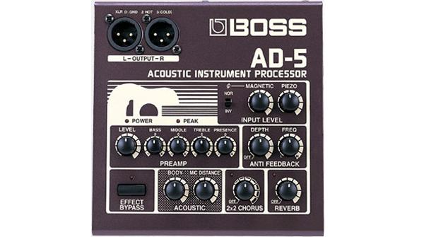 AD-5 / Acoustic Instrument Processor 画像1
