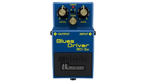BD-2W / Waza Craft / Blues Driver (2014-) 画像1
