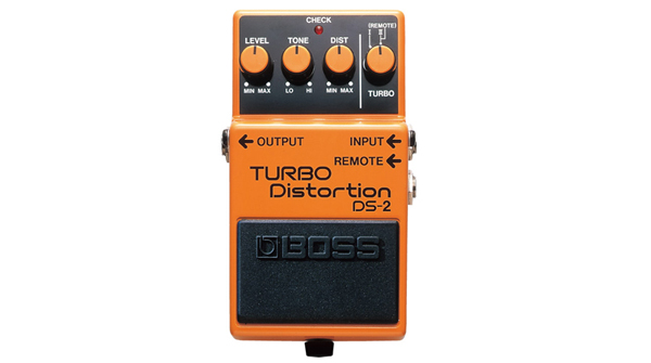 DS-2 / Turbo Distortion / Made in Taiwan 画像1