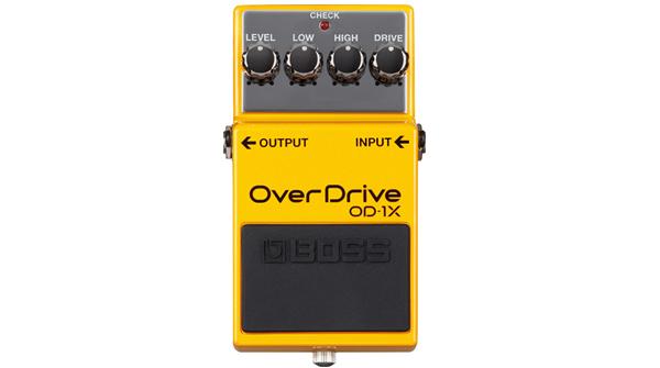 OD-1X / Over Drive 画像1