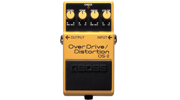 OS-2 / Overdrive / Distortion (1990-) 画像1