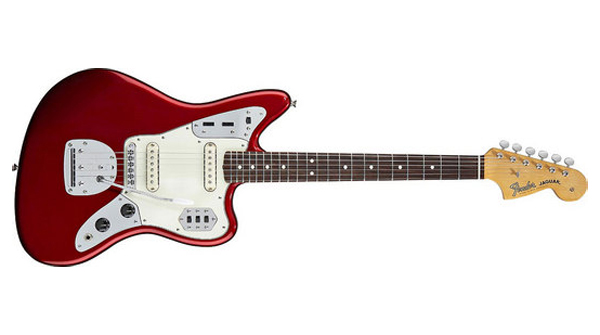 Classic Player Series Jaguar Special / Candy Apple Red (2006-) 画像1