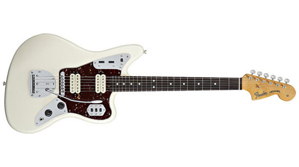 Classic Player Series Jaguar Special HH Olympic White (2006-) 画像1
