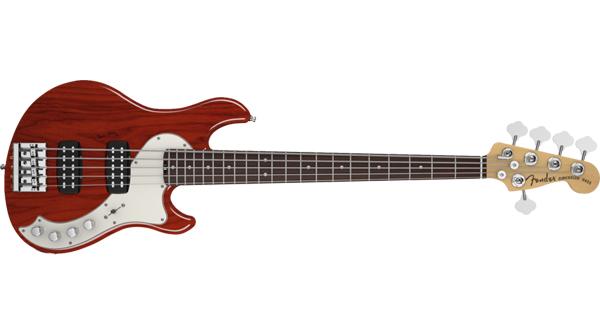 American Deluxe Dimension Bass V HH (2013-) 画像1
