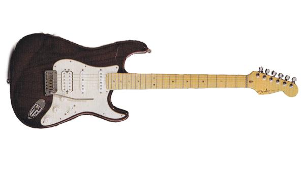 American Deluxe Fat Stratocaster Ash (1998-2003) 画像1