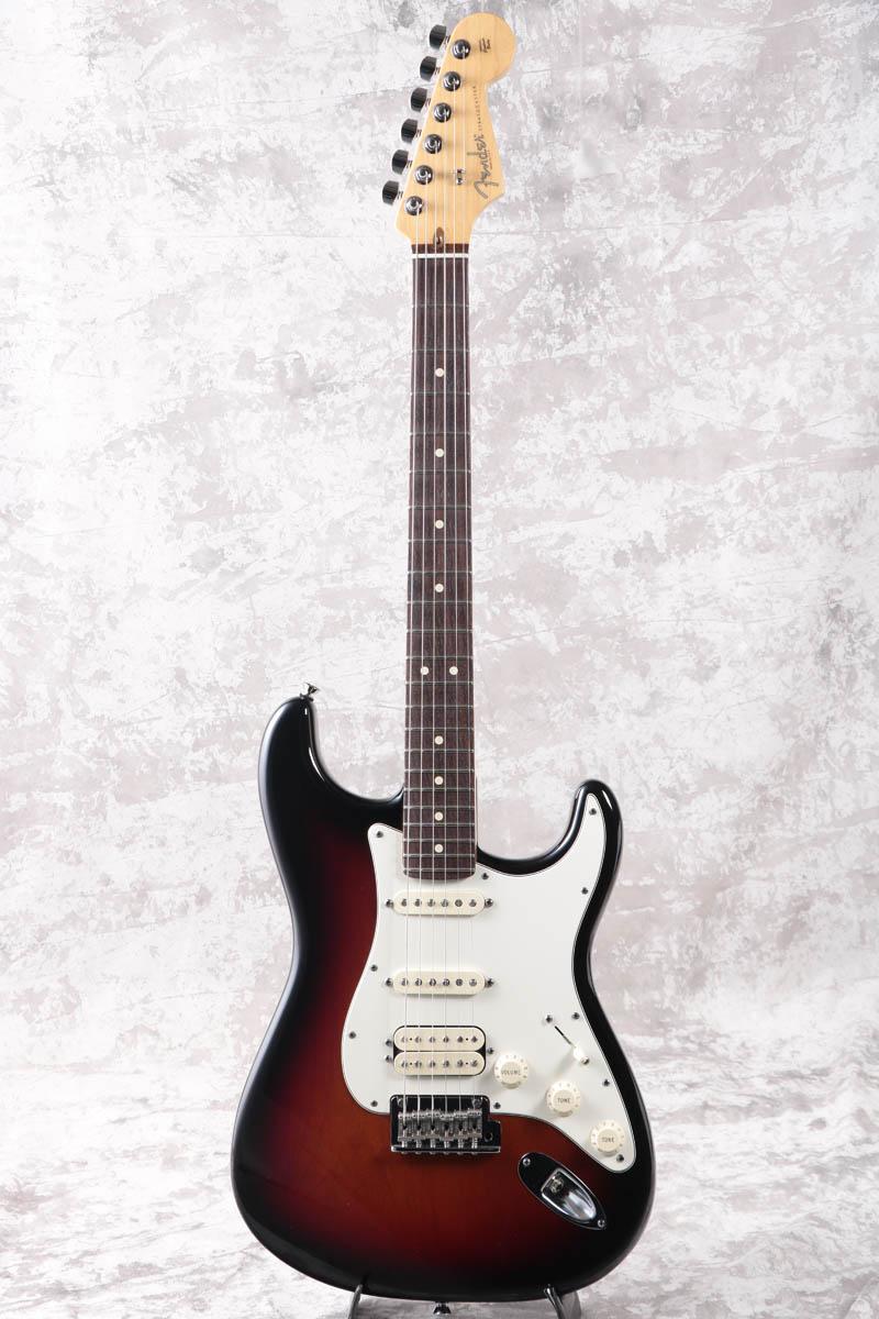 American Standard Stratocaster HSS / 3 Color Sunburst (2012-) 画像1