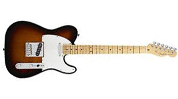 American Standard Telecaster Upgrade / 3-Color Sunburst (2012-) 画像1