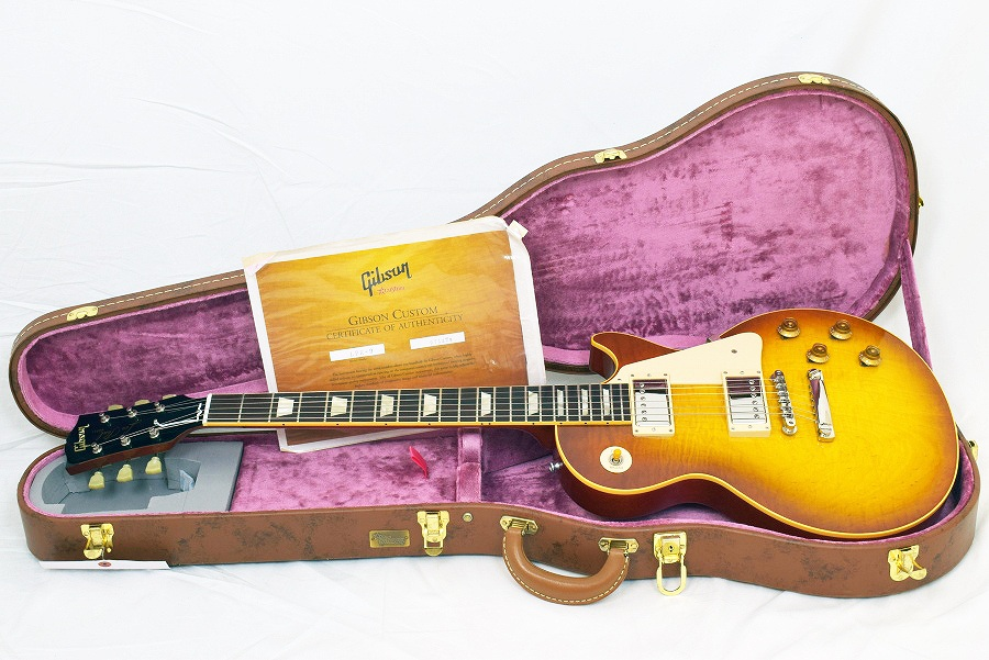 Historic Collection 1959 Les Paul Standard Reissue Gloss (2006-2008) 画像1