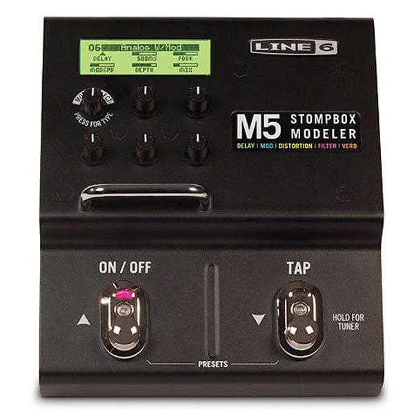 M5 / Stomp Box Modeler 画像1