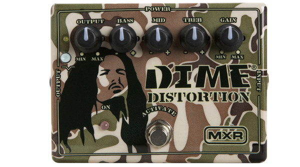 DD11 / Dime Distortion with 18V AC Adapter 画像1