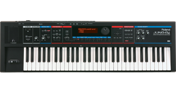 JUNO-Di / Mobile Synthesizer with Song Player 画像1