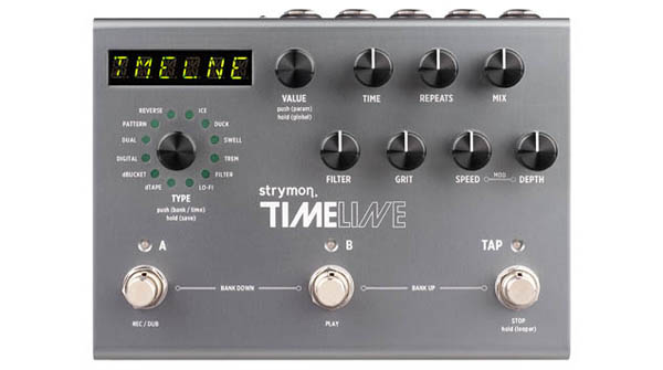TIMELINE / Delay unit (正規輸入品) 画像1