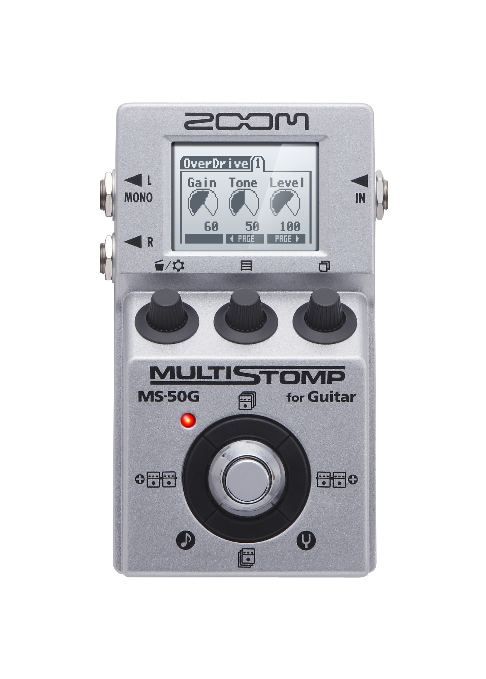 MS-50G / MultiStomp Guitar Pedal 画像1