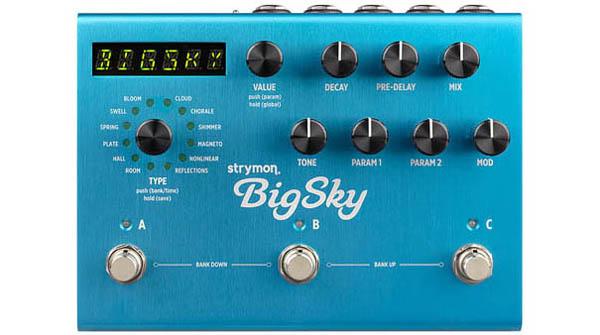 Big Sky / Reverb unit (正規輸入品) 画像1