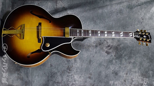 ES-165 Herb Ellis with BJB Floating Pickup (2004-) 画像1
