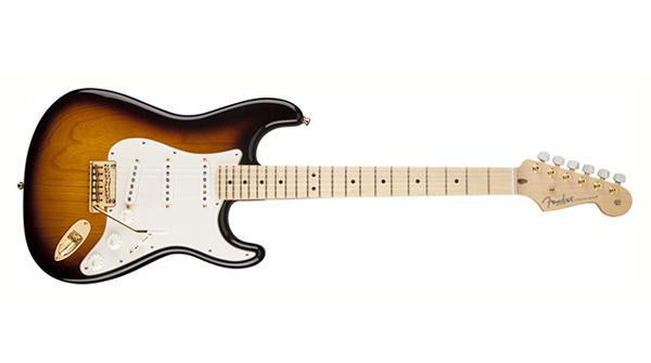 60th Anniversary Commemorative Stratocaster (2014) 画像1