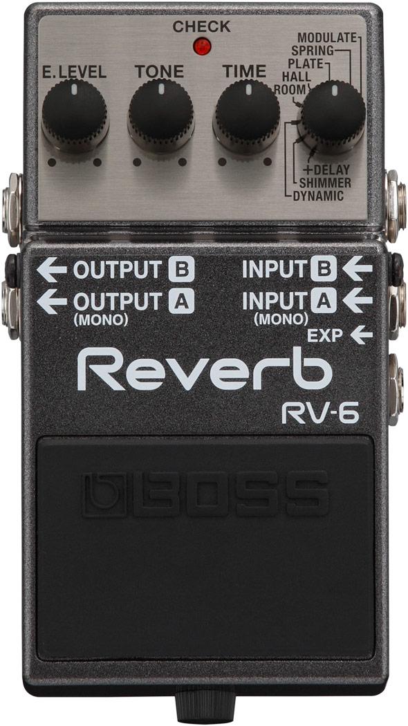 RV-6 / Reverb 画像1