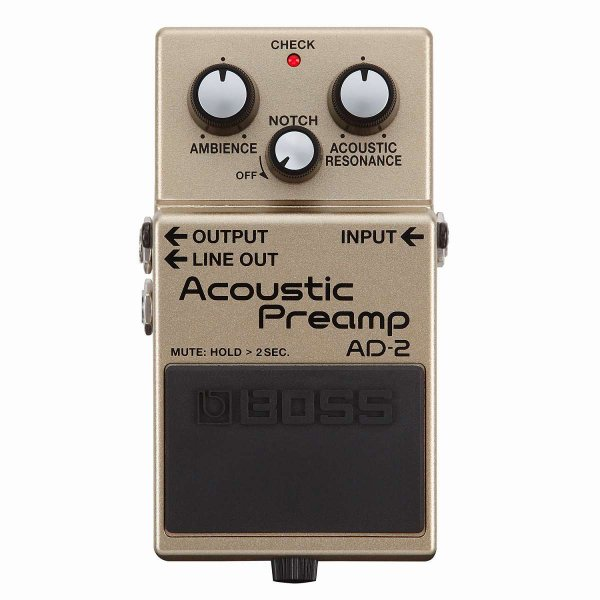 AD-2 / Acoustic Preamp (2016-) 画像1