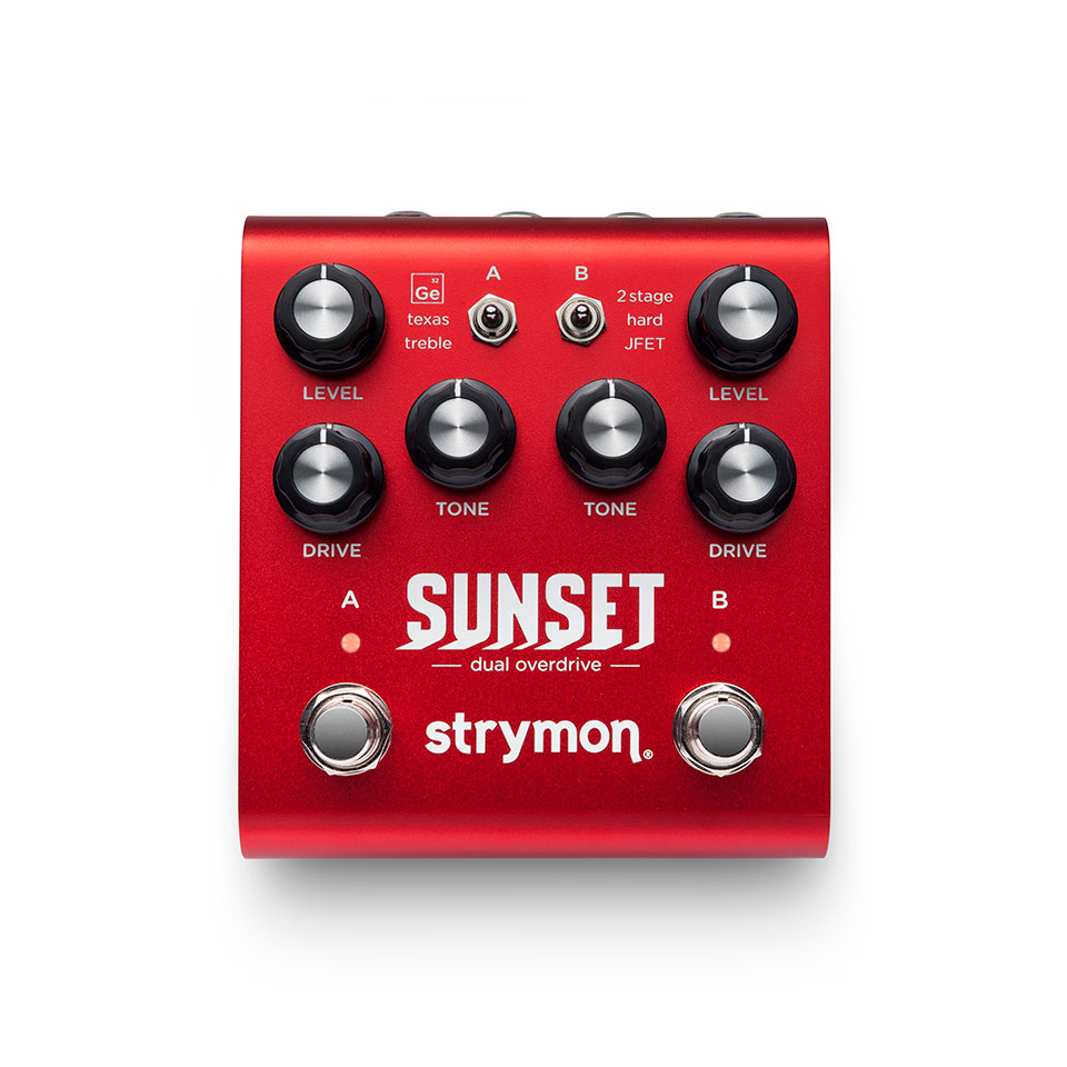 SUNSET / Dual Overdrive (正規輸入品) 画像1