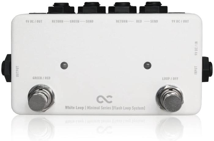 Minimal Series White Loop 画像1