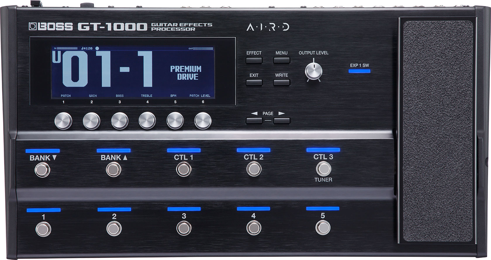 GT-1000 / Guitar Effects Processor (2018-) 画像1