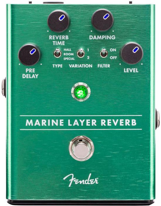 Marine Layer Reverb Pedal 画像1