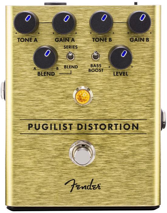 Pugilist Distortion Pedal (正規輸入品) 画像1