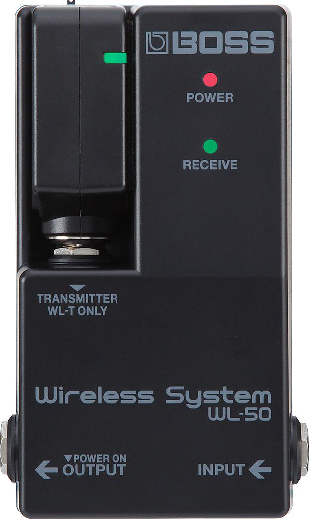 WL-50 / Guitar Wireless System 画像1