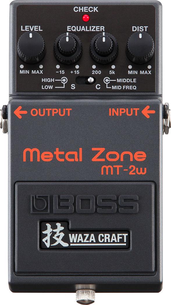 MT-2W / Metal Zone 技 Waza Craft 画像1
