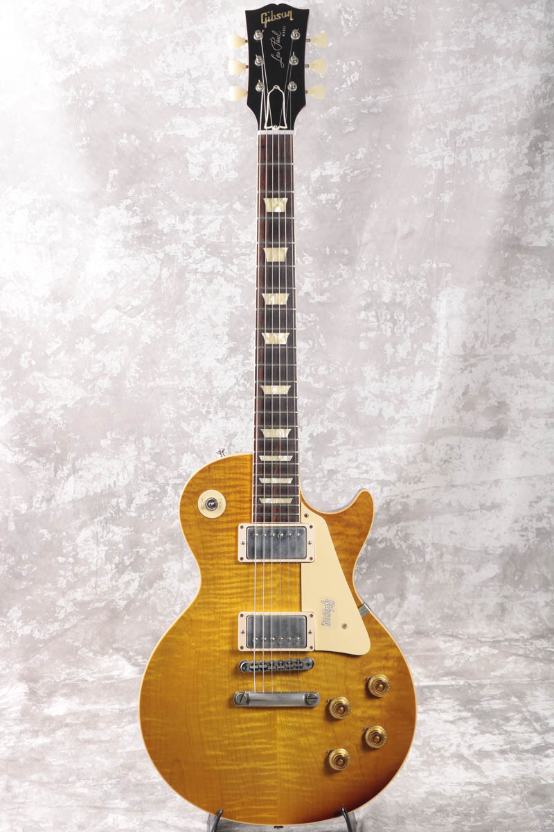 Historic Collection 60th Anniversary 1959 Les Paul Standard Reissue(2019) 画像1