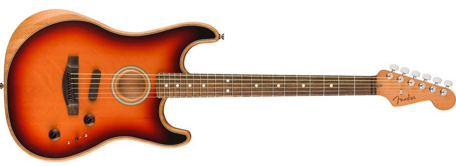 American Acoustasonic Stratocaster (2019-) 画像1