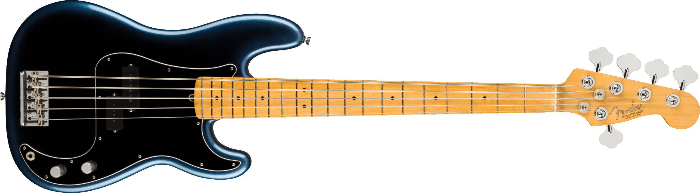American Professional II Precision Bass V (2020-) 画像1
