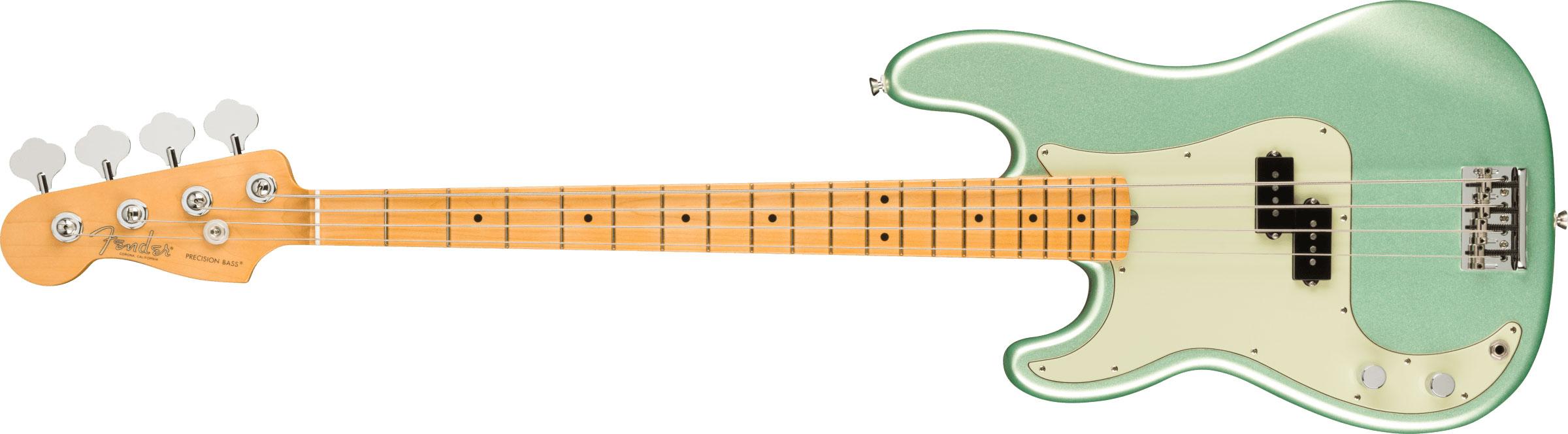 American Professional II Precision Bass Left-Handed (2020-) 画像1