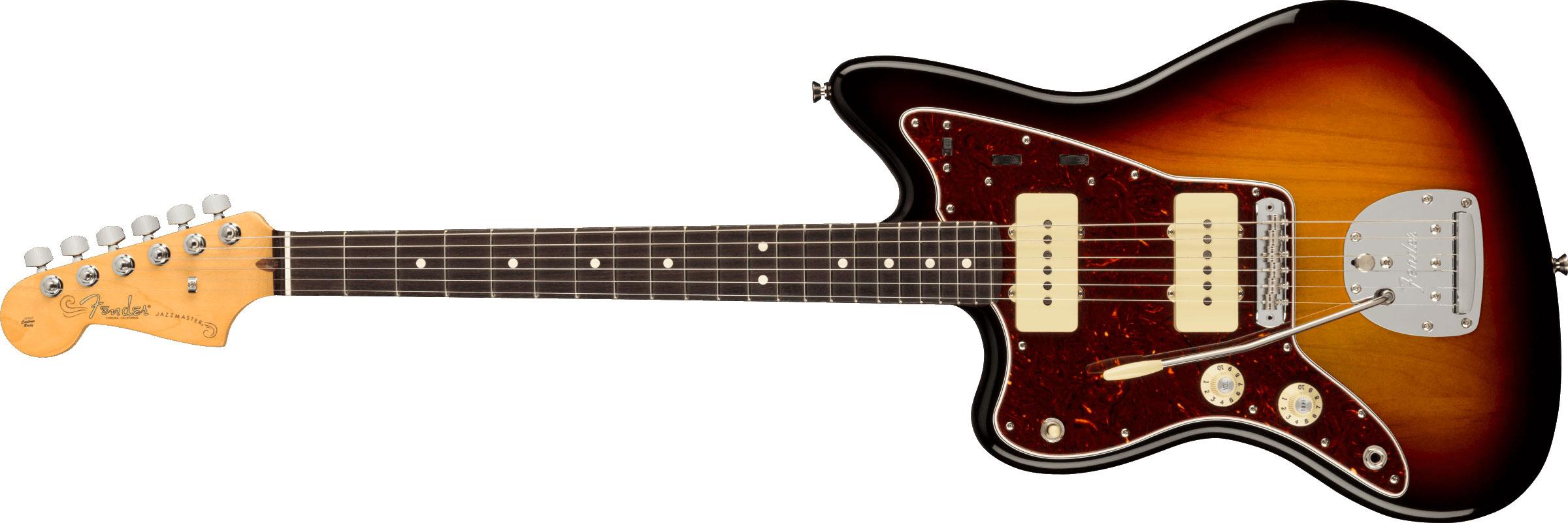 American Professional II Jazzmaster Left-Handed (2020-) 画像1