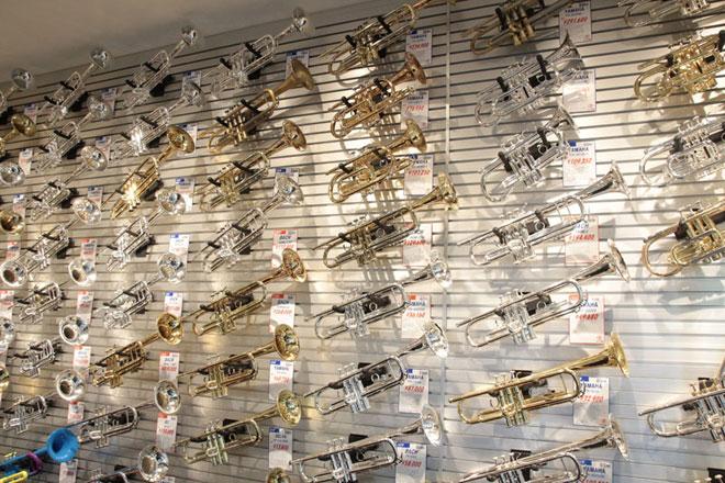 イシバシ楽器 SHIBUYA EAST 写真3