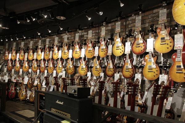 イシバシ楽器 渋谷店 写真1