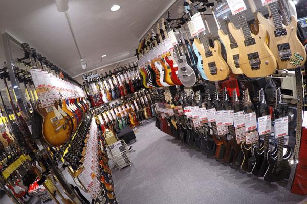 イシバシ楽器 横浜店 写真2