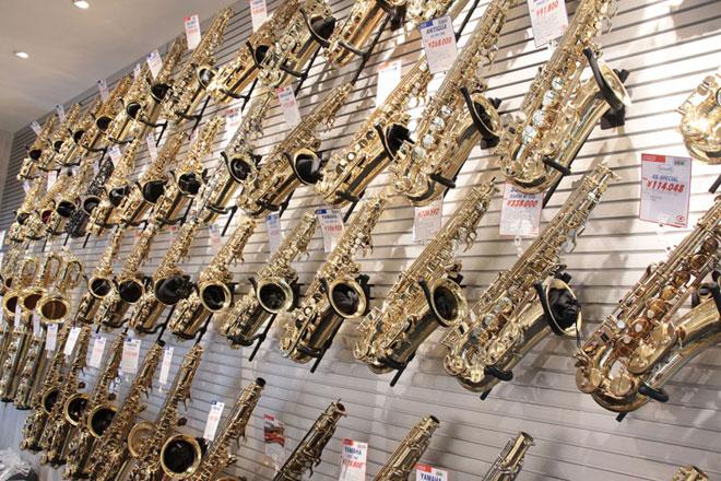 SHIBUYA EAST 管楽器専門店