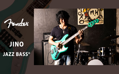 Fender JINO JAZZ BASS