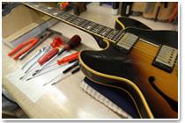 ギター工具