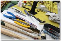 管楽器リペア工具