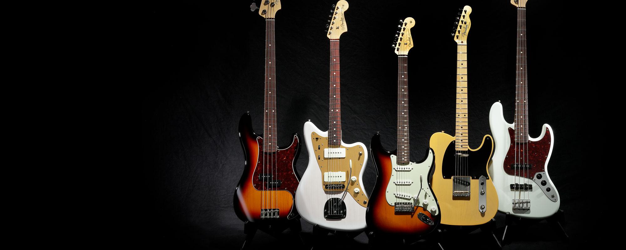 Fender MADE IN JAPAN HERITAGE