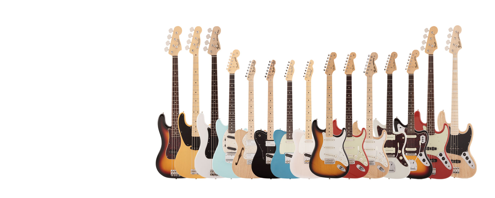 Fender MADE IN JAPAN TRADITIONAL