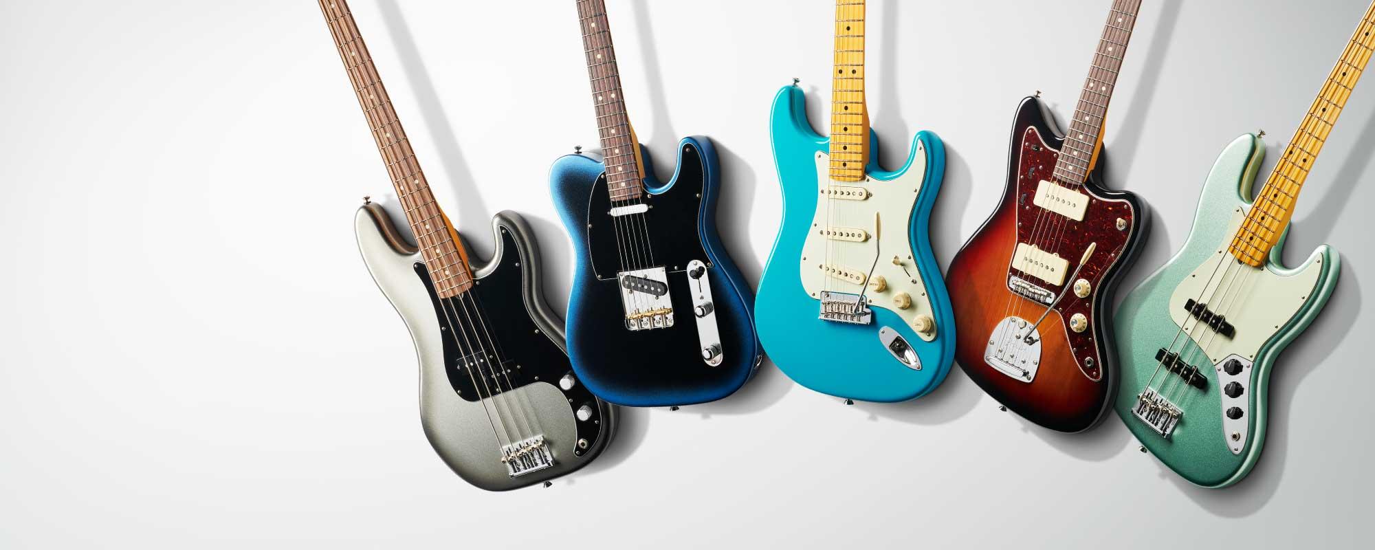 Fender AMERICAN PROFESSIONAL II