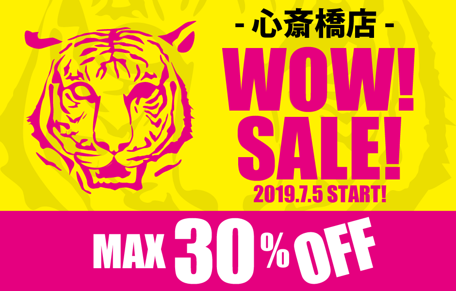 WOW!SALE! MAX30%OFF!
