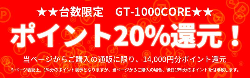 GT-1000CORE特価
