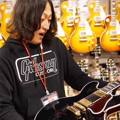御茶ノ水Finest Guitars 柏﨑 慶太