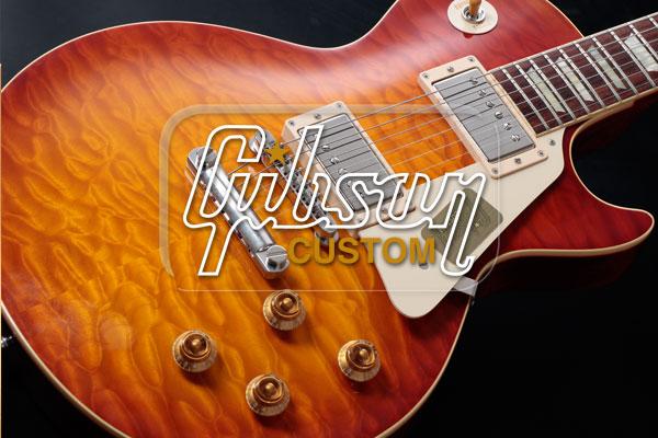 Gibson Custom Shop 在庫一覧はこちら