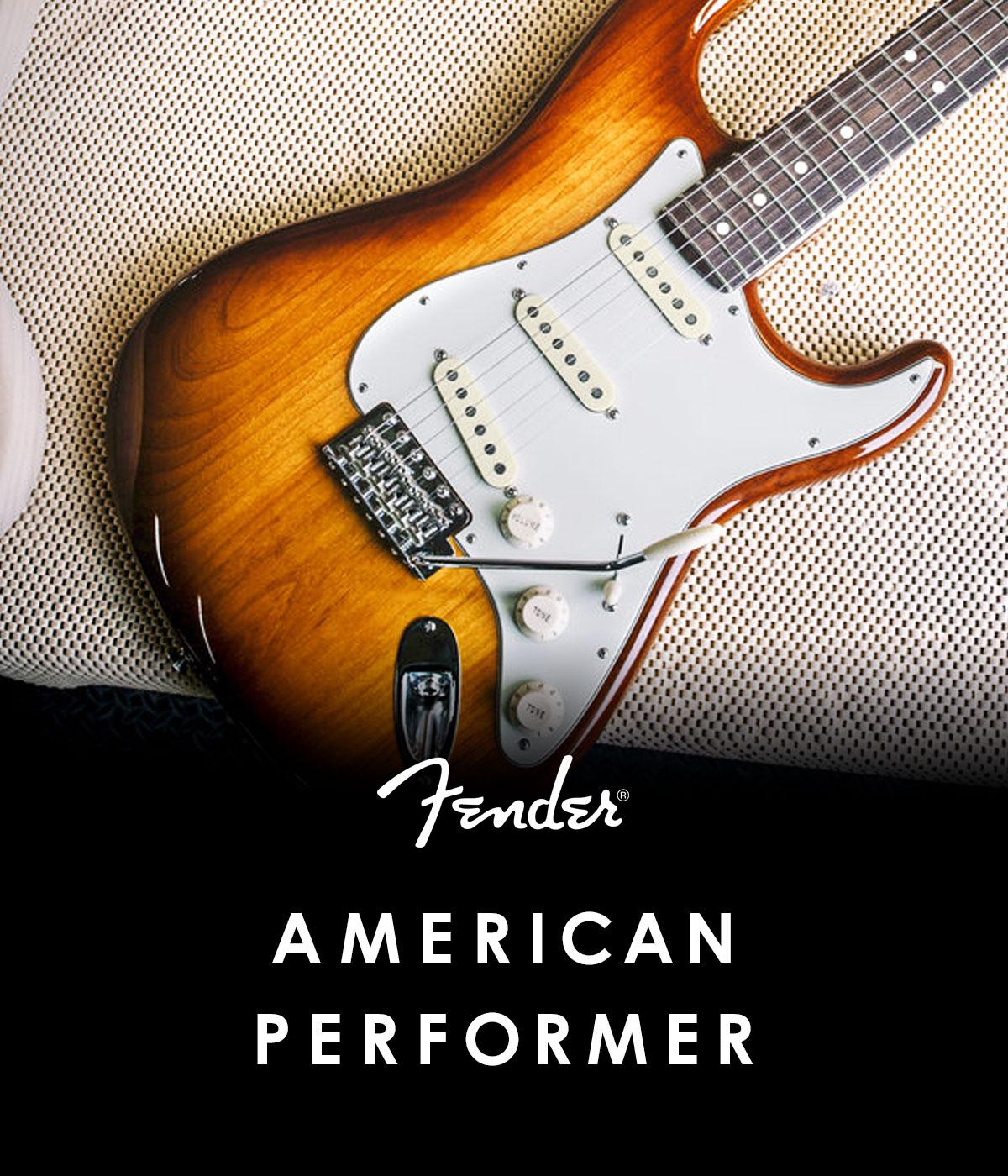 Fender 2019 American Performer Series
