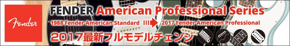Fender American Pro Series